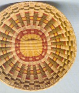 Hopi Wicker Tray