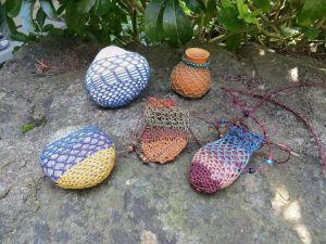 Knotless Netting