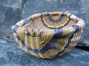 Oval Rib Basket