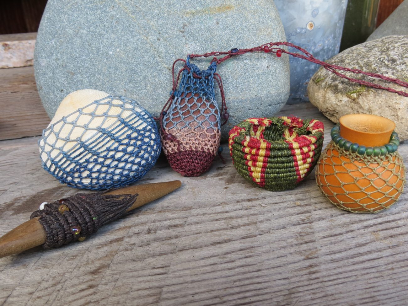 Small Scale Basketry