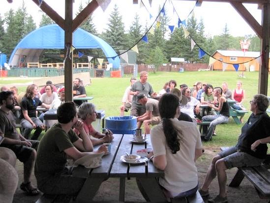 July 2012 – Emma International Collaboration – Ness Creek, Saskatchewan
