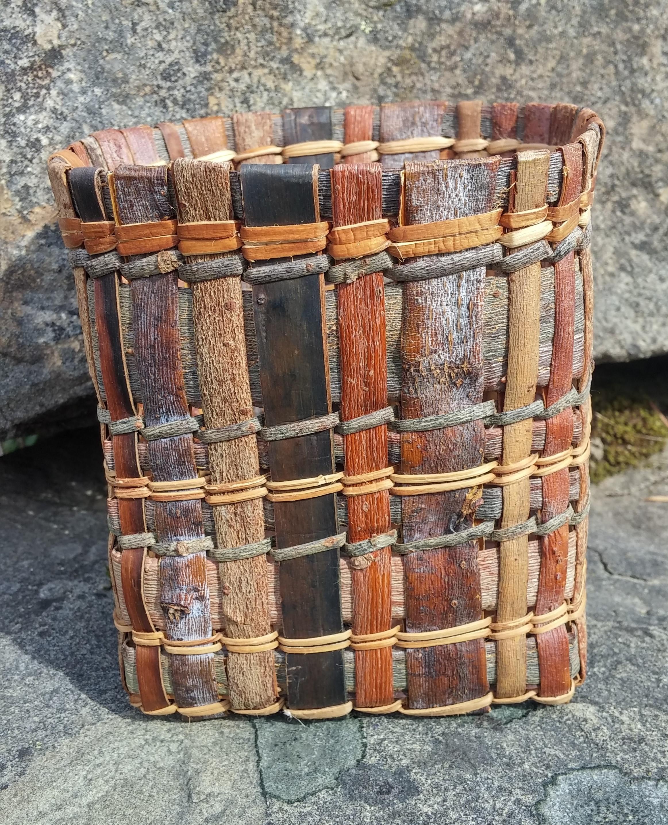 Triple Wall Basket